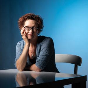 Portretfoto Astrid Verhoef vierkant
