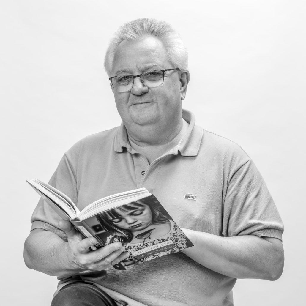 Portret Maarten Schilt