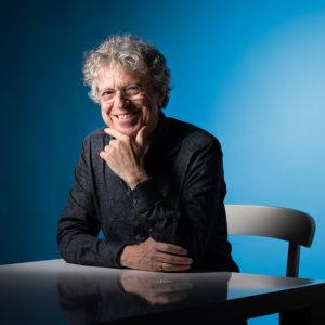 Portretfoto Barend Houtsmuller