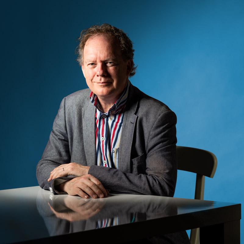 Portretfoto Tom Meerman