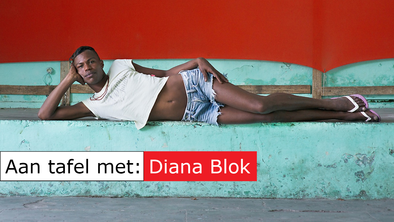 Photo31 Aan tafel met Diana Blok