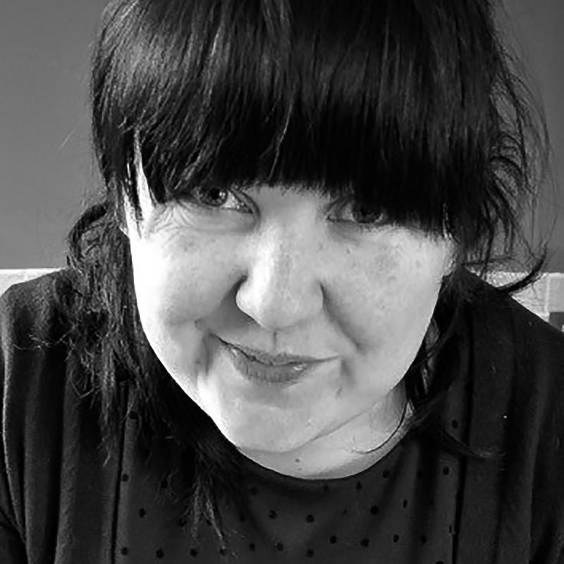 Portretfoto Karen Harvey