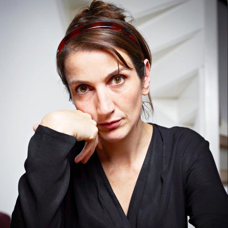 Portret Natalia Toret voor Photo31