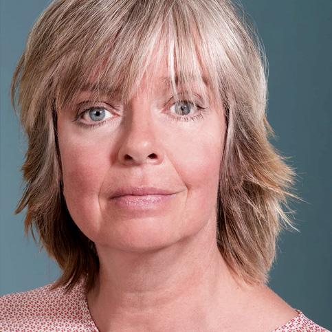 Portretfoto Simone Henken bij Photo31