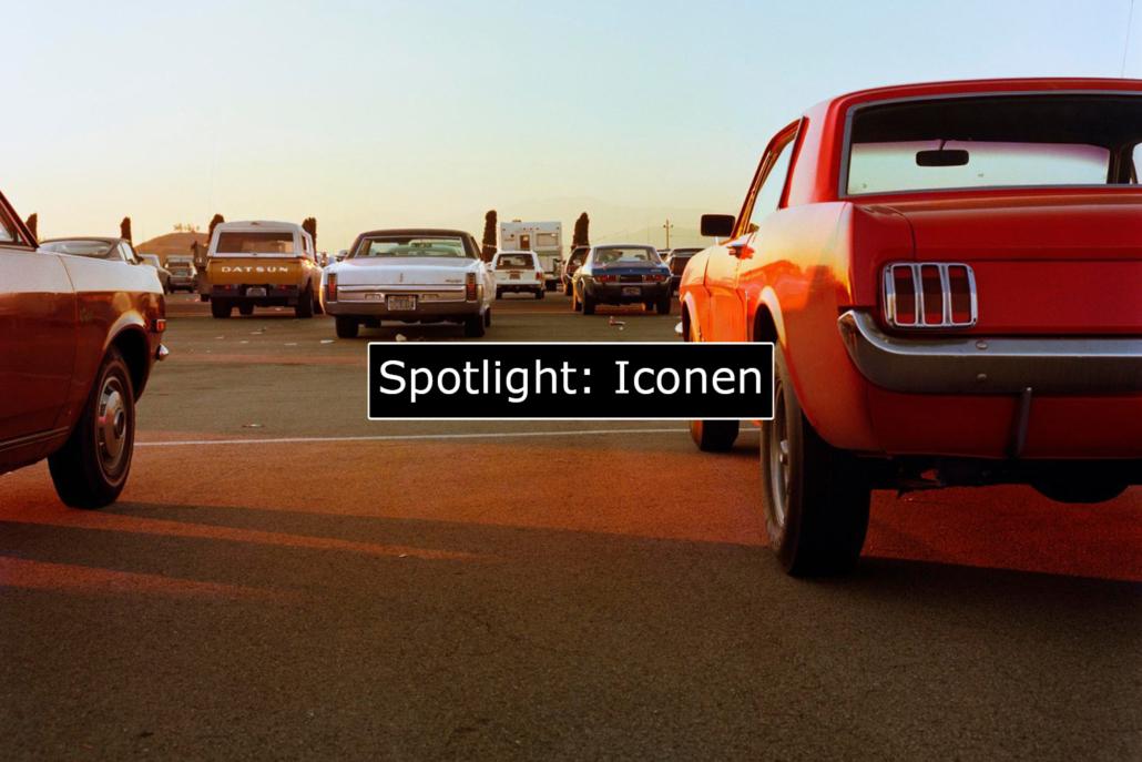 Spotlight: Iconen