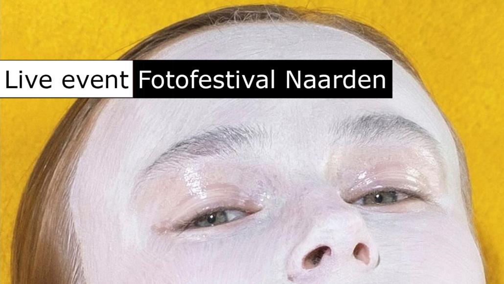 live event fotofestival Naarden 2021
