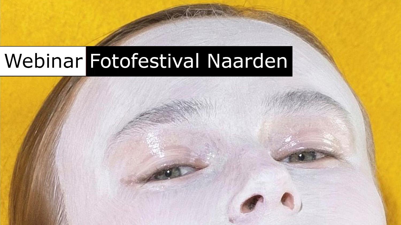 Webinar Fotofestival Naarden 2021